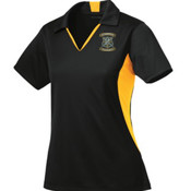 Sport-Tek Ladies Side Blocked Micropique Sport-Wick Polo.